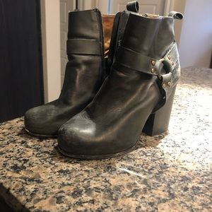 Jeffrey Campbell rum boot 8.5